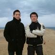 鳥取砂丘にて2