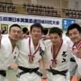 2009東日本実業団(3部) 第3位!