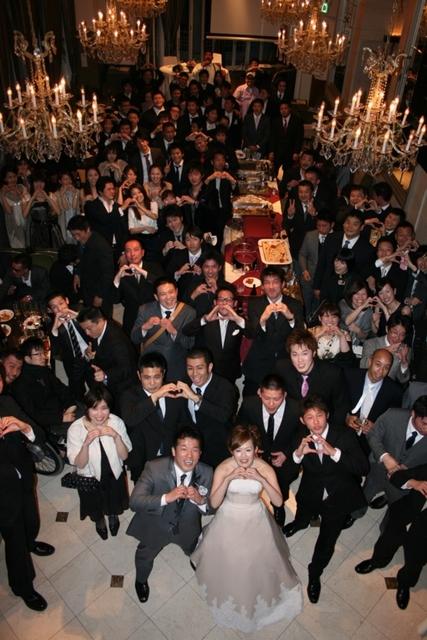 3.28結婚パーティー