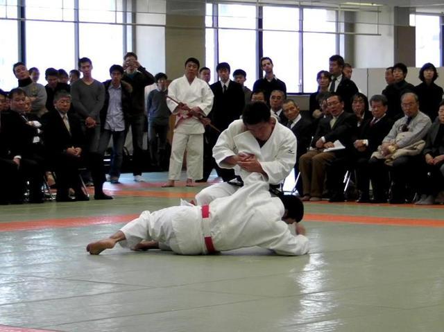 2011講道館 寒稽古及び鏡開き式