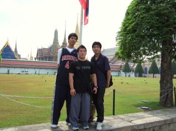 タイ旅行1