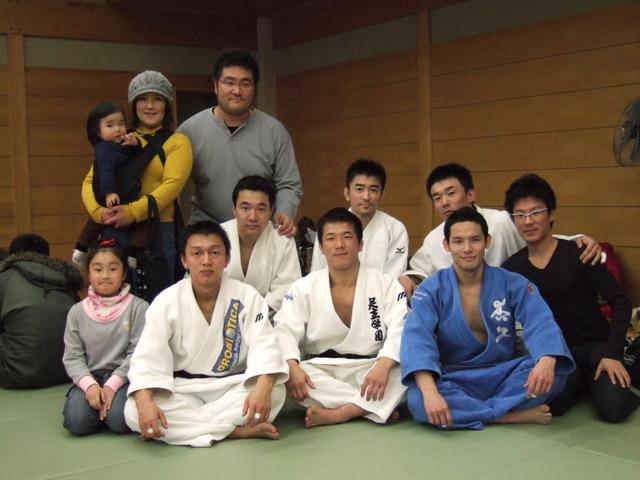 柔術団体戦