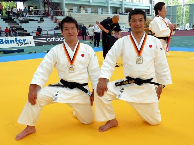 2011世界柔道形選手権大会