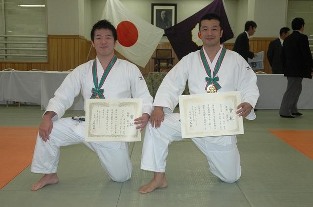 2010全日本形競技大会 2連覇達成!