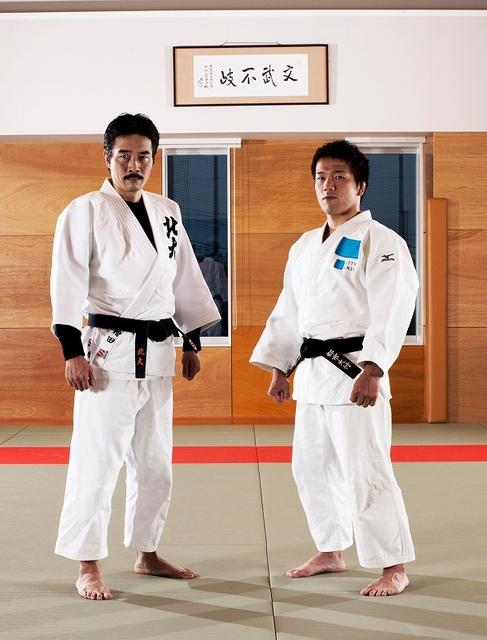 ゴング格闘技12月号の取材(1)