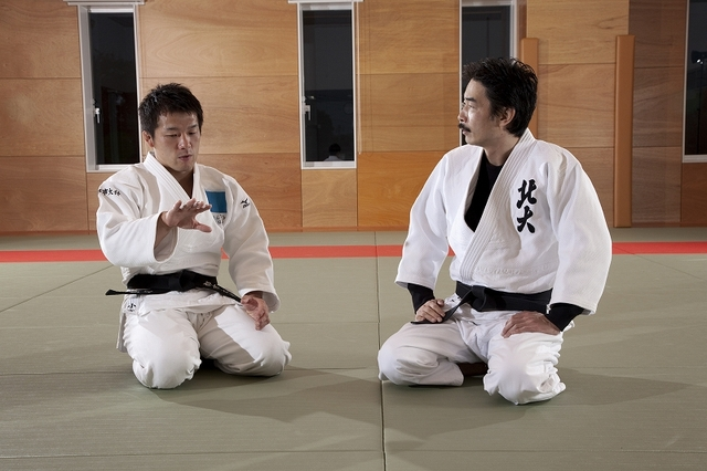 ゴング格闘技12月号の取材(2)