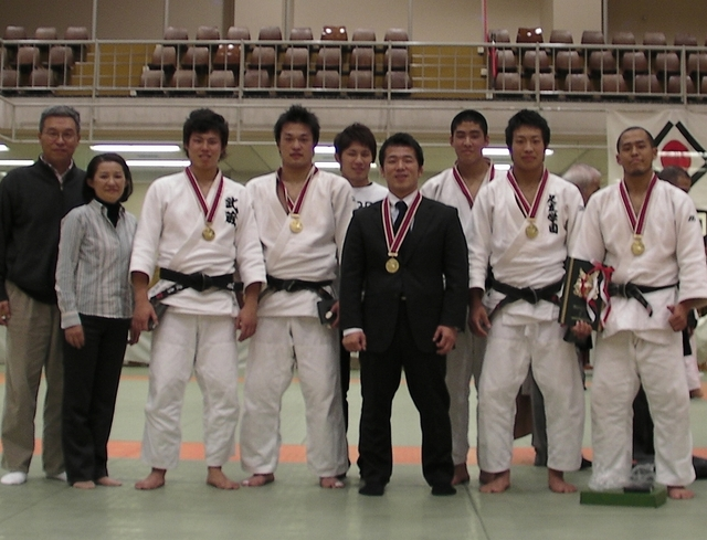 2009東京都24地区対抗柔道大会
