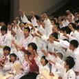 親子柔道大会