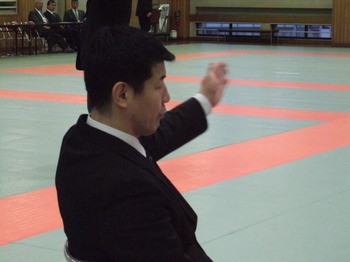 向井幹博先生
