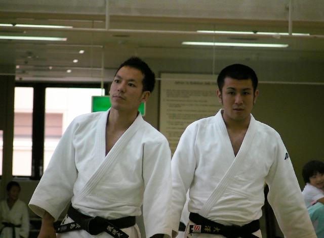 鮫島先輩&大澤先輩