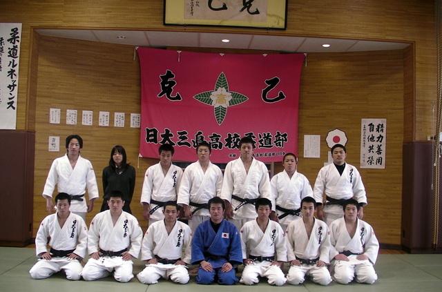 第2回 日大三島高校寝業講習会